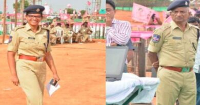 DCP father salutes IPS daughter