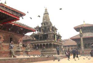 krishna mandir kathmandu