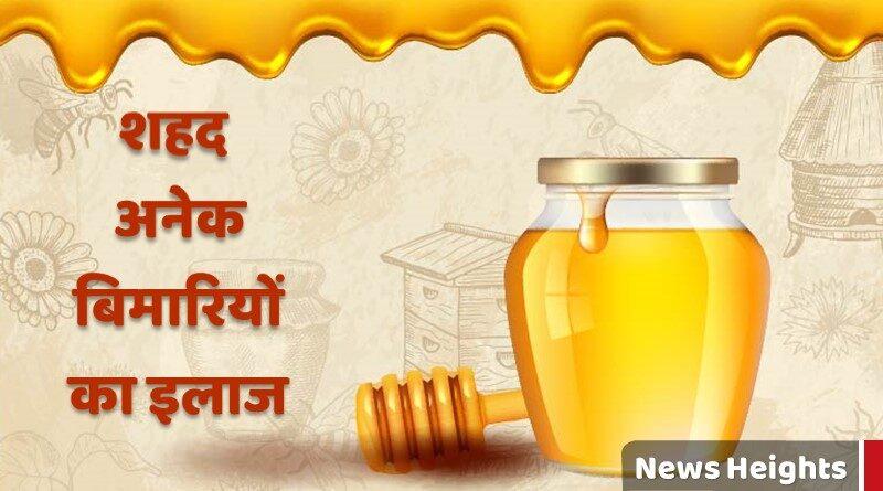 शहद Benefits of Honey