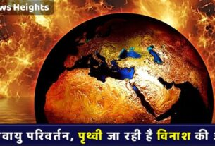 climate change of environment