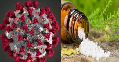 homeopathy medicine curing corona