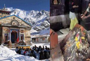 story behind kedarnath temple