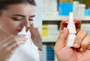 Nasal Spray will protect from Corona