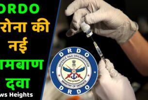DRDO Anti Covid Drug in India